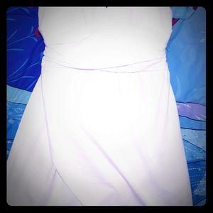 "Victoria's secrets ""bra top"" dress"